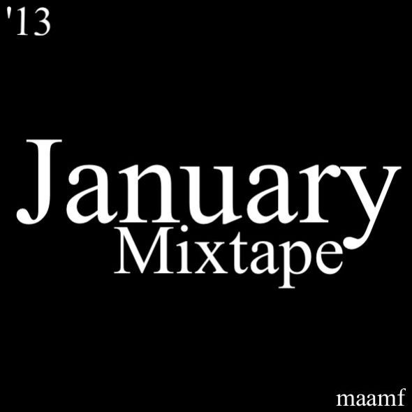 Jan Mixtape Cover