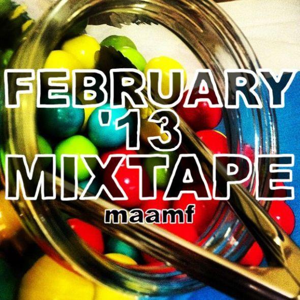 feb 13 mixtape cover